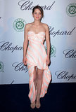 Marion Cotillard at the Chopard luncheon in Cannes.