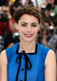 Bérénice Bejo's oversize crown plait at the Le Passé photocall was an instant favourite.