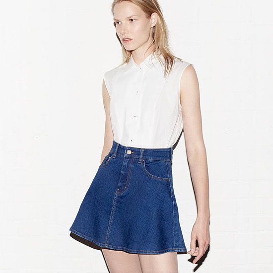 Zara's May Lookbook Takes on Statement Denim and Fresh Hues