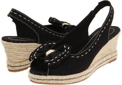 Naturalizer - Bola (Black Canvas) - Footwear