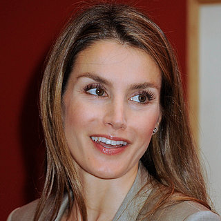 Princess Letizia of Spain in Madrid