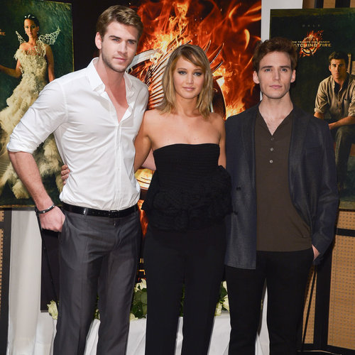 Cast Of The Hunger Games: Catching Fire At Cannes