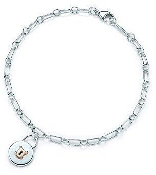 Tiffany Locks round lock bracelet