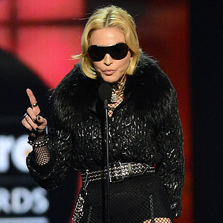 Madonna at Billboard Awards 2013