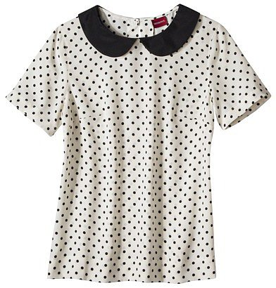 Merona® Women's Peter Pan Collar Blouse - Assorted Colors