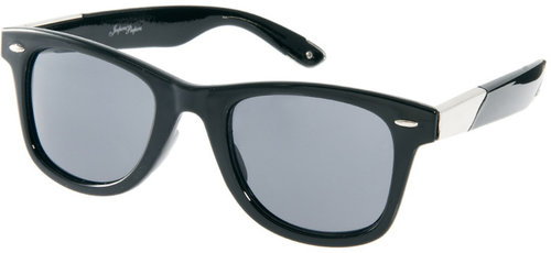 Jeepers Peepers Winston Black Wayfarer Sunglasses