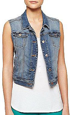 MNG by Mango® Denim Vest