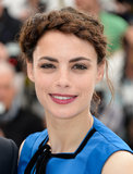 That braid! Berenice Bejo worked this pretty look to perfection. Love those freckles to bits.