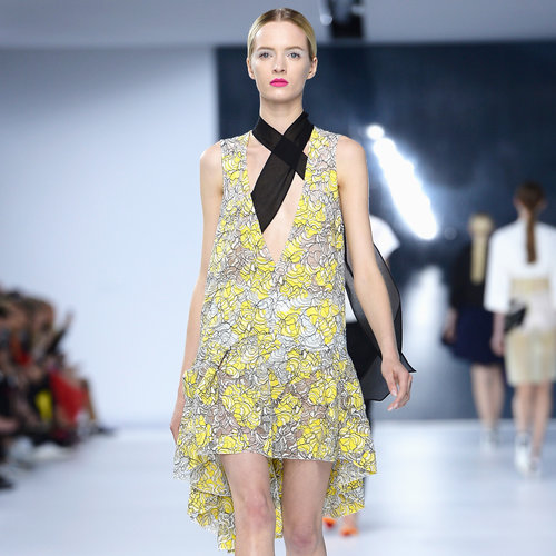 Runway Review and Pictures of Christian Dior Resort 2014