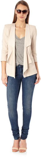 Connie Crepe Jacket