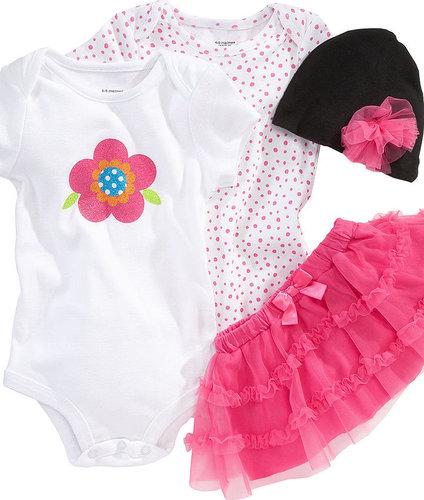 Baby Starters Baby Hat, Baby Girls Hat