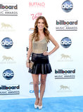 Audrina Patridge at the 2013 Billboard Awards.