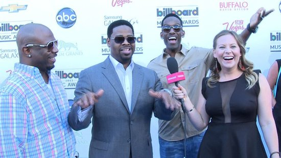 "Video: Boyz II Men and More Share Go-To Karaoke Songs — Plus an ""End of the Road"" Sing-Along!"