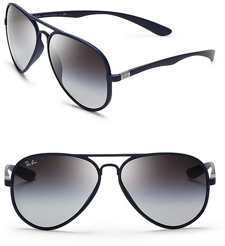 Ray-Ban Thermoplastic Aviator Sunglasses