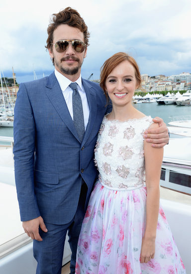 James Franco Hosts a Cannes Bash For Former Girlfriend and Current Costar Ahna O'Reilly