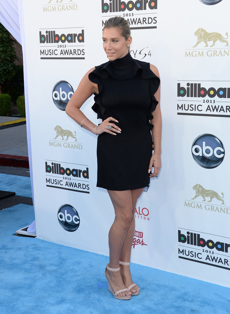 Ke$ha at the 2013 Billboard Music Awards in Las Vegas.