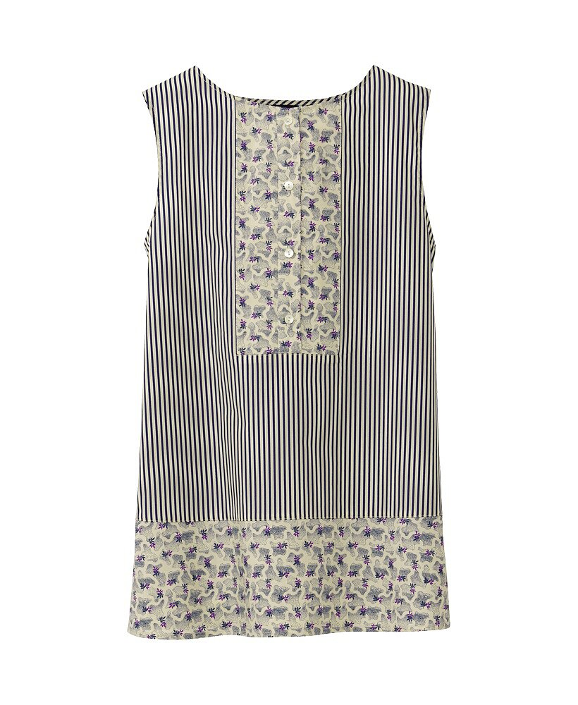 Sleeveless Blouse ($30) Photo courtesy of Uniqlo