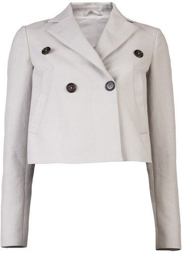 Brunello Cucinelli Cropped jacket