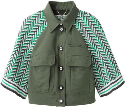 Kenzo / Cropped Jacket