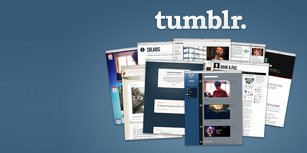 The Most Reblog-Worthy, Pre-Yahoo! Tumblrs on the Web