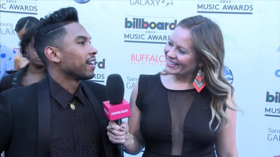 "Video: Miguel Talks Mariah Carey, Sexy Logic Behind ""#Beautiful,"" and More!"