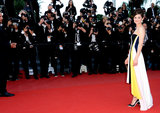 Marion Cotillard Brings Blood Ties to Cannes With Her Man