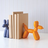 San Francisco Museum of Modern Art: Balloon Dog Bookend