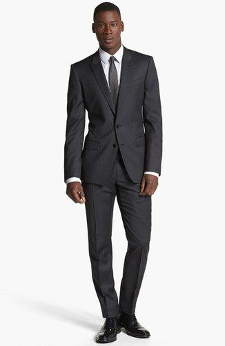 Dolce&Gabbana 'Martini' Pinstripe Wool Suit