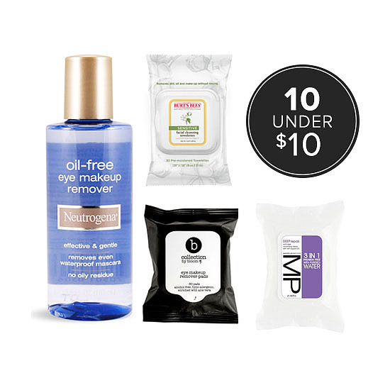 Budget Beauty: 10 Makeup Removers Under $10