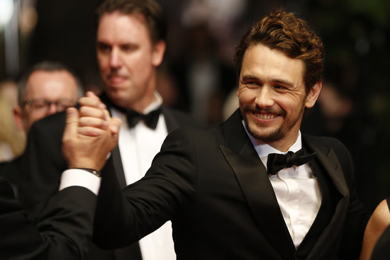 James Franco Leans on His Ex For Support at the As I Lay Dying Premiere