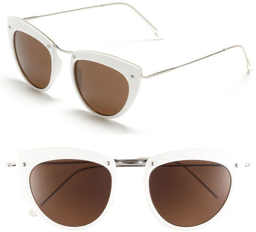 Spitfire 49mm Retro Sunglasses