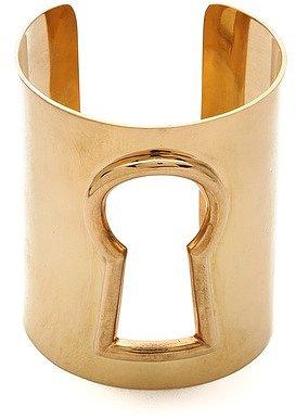 Kelly wearstler Single Keyhole Cuff