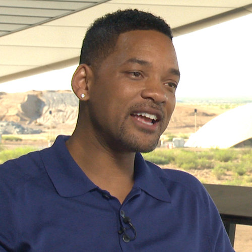Will Smith Interview About After Earth