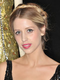 Leaving the sides of your milkmaid braid style loose, like Peaches Geldof did at a screening of The Great Gatsby, amps up its boho vibe.
