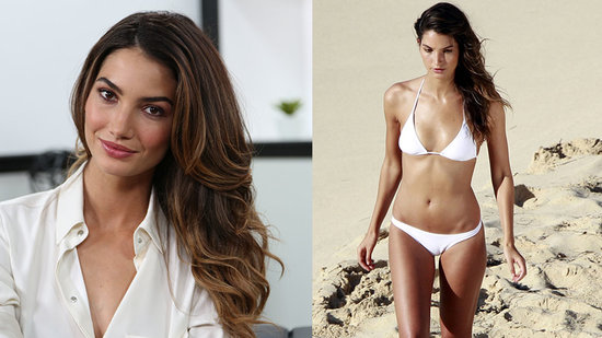 Lily Aldridge on Bikinis and Her Celebrity Girl Crushes!