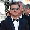 Matt Damon in Behind the Candelabra at Cannes Film Festival