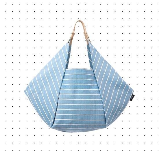 It's not just the print we love on this Kate Spade Saturday Origami tote ($110), but the standout shape makes it sophisticated enough to take to the office.