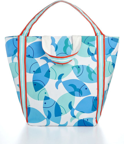 Martha Stewart Collection Accessories, Catch of the Day Beach Tote