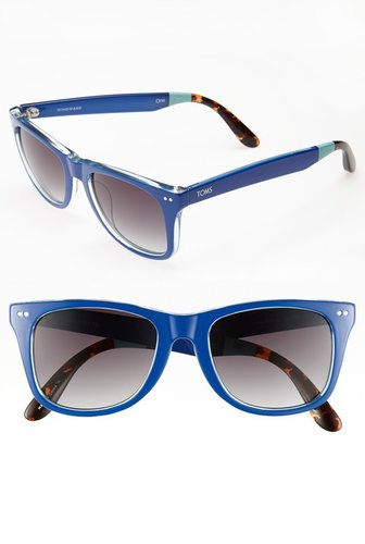 TOMS 'Windward' 52mm Sunglasses