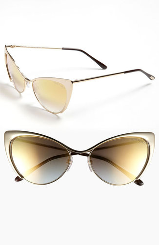 Tom Ford 'Nastasya' 56mm Sunglasses