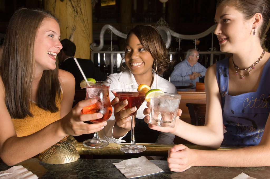 Stay Healthy on Your Bachelorette Party