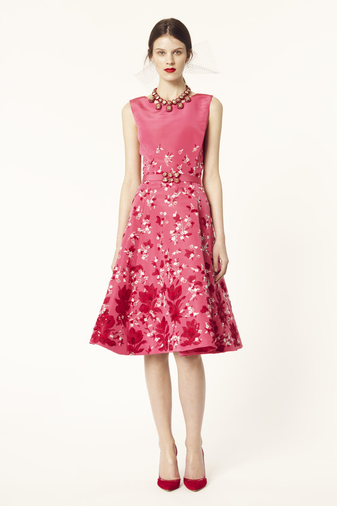 Oscar de la Renta Resort 2014 Photo courtesy of Oscar de la Renta