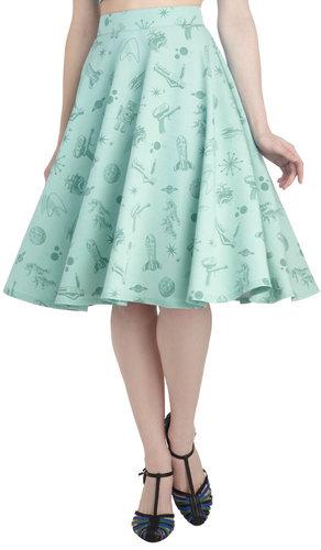 Outta This World Skirt