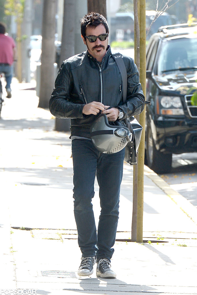 Ewan McGregor Channels Justin Theroux in Surprising Makeover