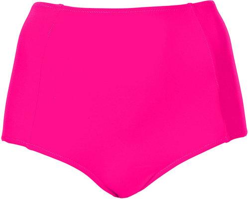 Hot Pink High Waisted Pants