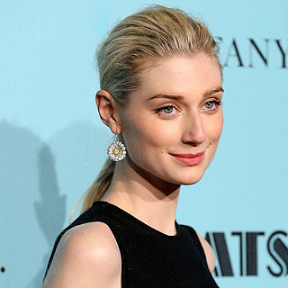 Celebrity Hair, Beauty: Australian Actress Elizabeth Debicki