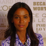 Liya Kebede Interview at Cannes Film Festival 2013 (Video)