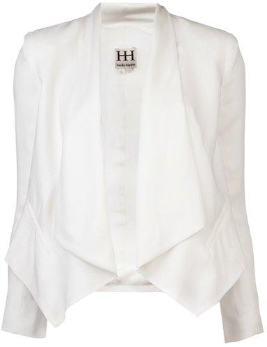 Haute Hippie Silk jacket