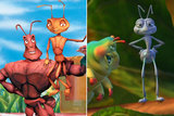 Antz vs. A Bug's Life