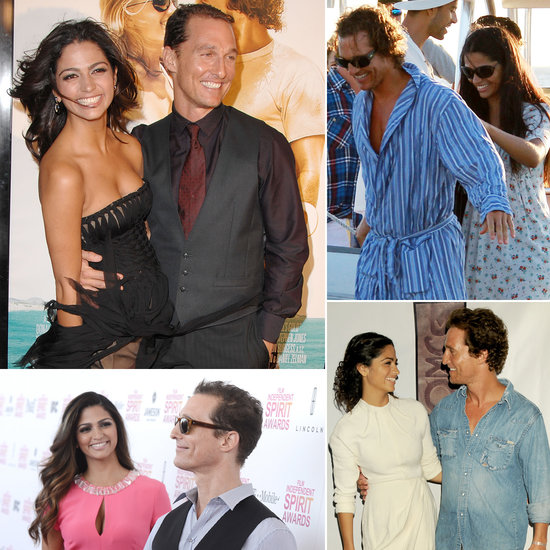 Matthew McConaughey and Camila Alves Celebrate One Year of Marriage